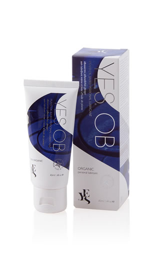 OB40C-plain YES OB natural plant-oil based personal lubricant 2 tk 50 ml