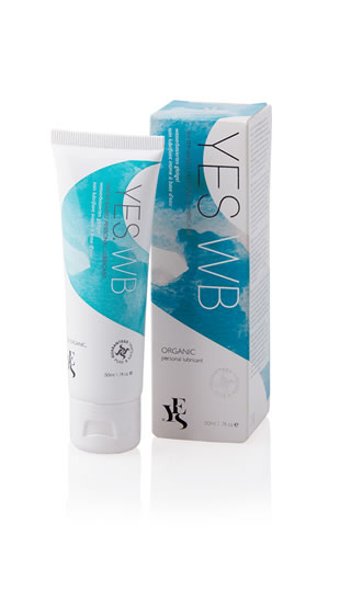 WBNB50C YES WB water based personal lubricant 50 ml 4 tk