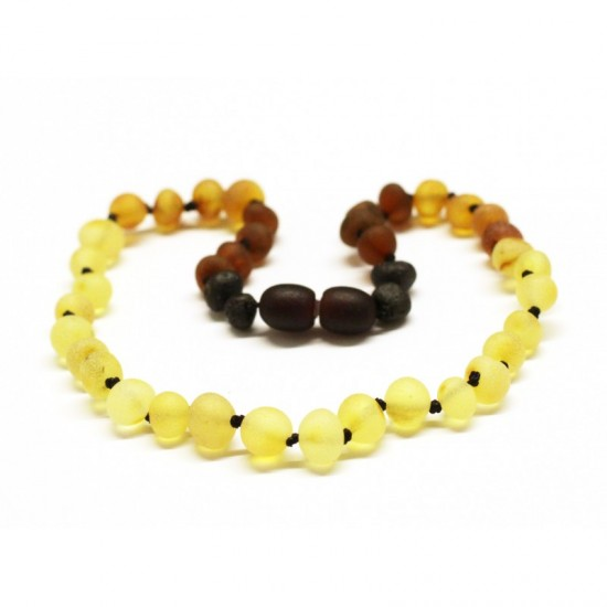 raw-baltic-amber-baby-teething-necklace NR12